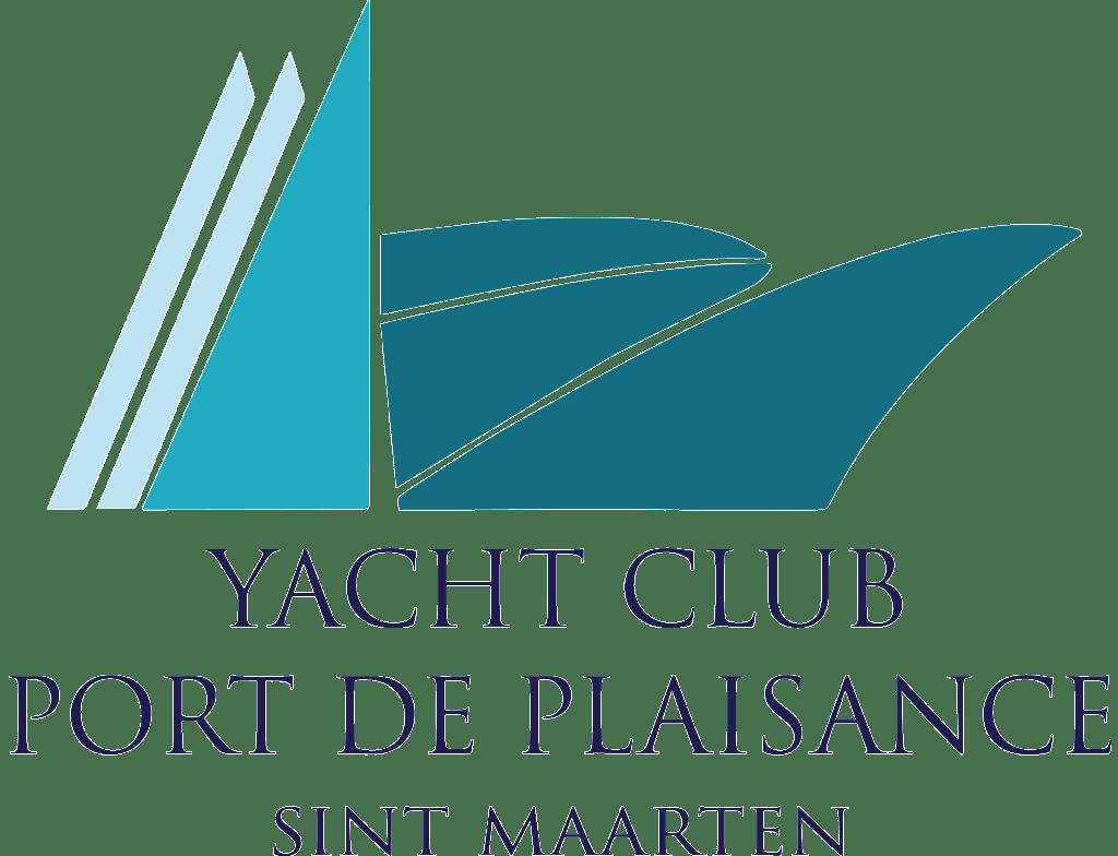 Yacht Club Port de Plaisance - logo- vertical-color